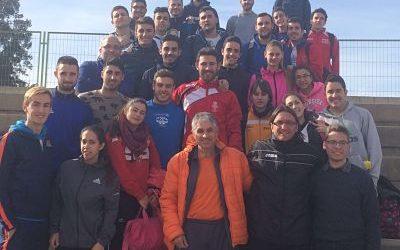 Sexta Charla De Formación Del Técnico Poblano En La Universidad Cheste (Valencia)