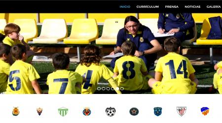Nuevo Diseño De La Página Web, Para Actualizar Contenidos Y Hacerlos Más Accesibles E Interesantes