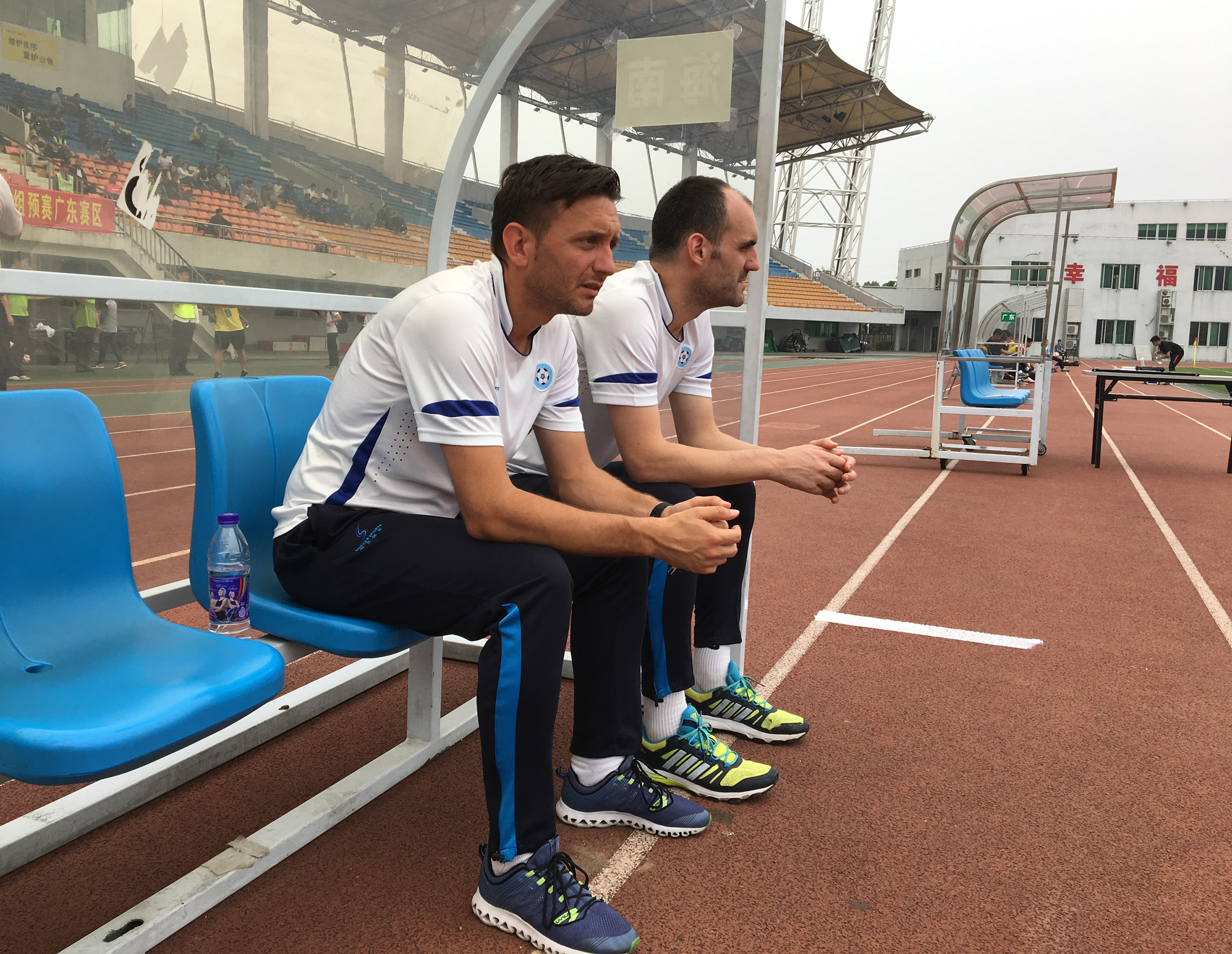 Fragua Participa En La Primera Fase De Los Juegos Olímpicos De China, Con La Selección Sub-18 De Hainan